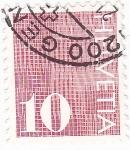Stamps Switzerland -  CIFRAS