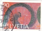 Stamps Switzerland -  ILUSTRACION