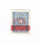 Sellos del Mundo : America : Chile : Modernización de correos, ley 17272 ART 77