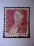 Sellos de America - Estados Unidos -  Guitarrista y Cantante: Lucy Stone (Lucille Elizabet)