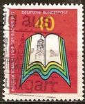 Sellos de Europa - Alemania -  Año Internacional del Libro.