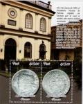 Stamps : America : Peru :  Numismatica Peruana Los Centavos
