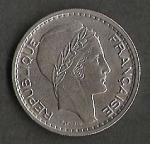 monedas de Europa - Francia -  LIBERTE EGALITE FRATERNITE 1943 (POSTERIOR)