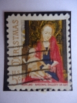 Stamps United States -  Ceristmas - Memling-National Gallery of Art