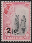 Stamps Africa - Swaziland -  SG 69