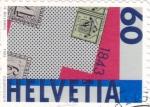 Stamps Switzerland -  FRANQUEO