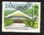 Sellos del Mundo : America : Jamaica : College of Arts, science and Technology