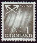 Sellos de Europa - Groenlandia -  SG 47
