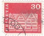 Sellos de Europa - Suiza -  GAIS