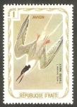 Stamps Haiti -   Fauna, sterna dougalli