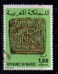 Sellos de Africa - Marruecos -  Moneda antigua