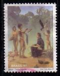 Sellos del Mundo : America : Brasil : Aniv. Padre José de Anchieta