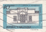Stamps Argentina -  CASA DE LA INDEPENDENCIA