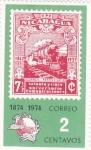 Sellos de America - Nicaragua -  CENTENARIO DEL SELLO