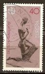 Sellos del Mundo : Europa : Alemania : Europa-CEPT.Escultura