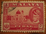 Stamps Asia - Malaysia -  Mosque