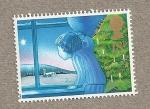 Stamps United Kingdom -  Niños