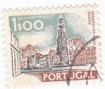 Sellos de Europa - Portugal -  TORRE DE LOS CLÉRIGOS