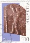 Stamps Switzerland -  PRO JULIOMACO