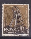 Sellos de Europa - España -  XXV aniv. alzamiento nacional