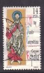 Stamps Spain -  Año Santo compostelano