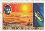 Stamps Guinea -  500 ANIVERSARIO DE NICOLAS COPERNIC
