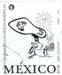 Stamps Mexico -  75 ANIVERSARIO DE LA LIGA DE BÉISBOL AAA