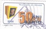 Stamps Mexico -  TEVEVISIÓN EN MÉXICO
