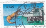 Stamps : America : Mexico :  CAMPECHE