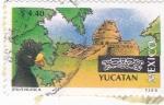 Sellos de America - México -  YUCATÁN