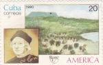 Sellos de America - Cuba -  UPAE-AMERICA- COLÓN