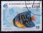 Sellos del Mundo : America : Cuba : Acuario nacional