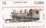 Stamps Cuba -  ESPAMER-98  MÉXICO