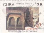 Sellos de America - Cuba -  EXPOSICIÓN FILATÉLICA MUNDIAL