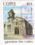 Sellos de America - Cuba -  IGLESIAS CUBANAS