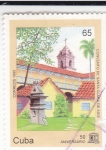 Sellos de America - Cuba -  CONVENTO DE SANTA CLARA DE ASIS