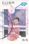 Stamps Cuba -  JUEGOS DEPORTIVOS PANAMERICANOS