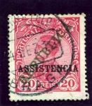 Stamps Portugal -  Assitencia