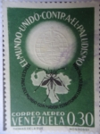 Stamps Venezuela -  El Mundo Unido Contra el Paludismo.