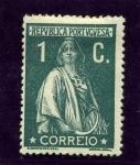 Stamps Europe - Portugal -  Republica Portuguesa