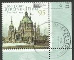 Stamps Germany -  2270 - Centº de la catedral de Berlin