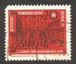 Stamps : Europe : Germany :  716 - Feria de Leipzig