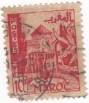 Stamps : Africa : Morocco :  POBLACIÓN