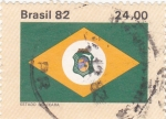 Sellos de America - Brasil -  ESTADO DE CEARA