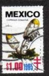 Sellos de America - México -  Hongos