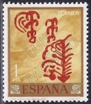 Stamps of the world : Spain :  La Silla (Ed. 1781)