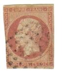Sellos del Mundo : Europa : Francia : Napoleón III. Segundo Imperio