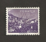 Stamps Turkey -  Artvin