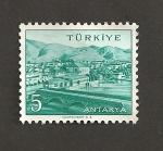 Stamps Turkey -  Antakya