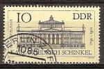 Stamps Germany -  2276 - Teatro de Berlin